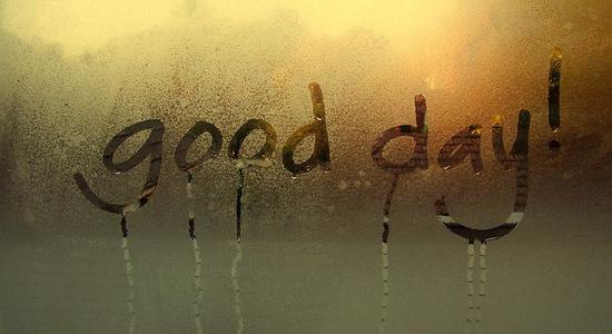 5 Dec 17 - Good Days